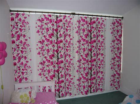 marimekko curtains marimekko lumimarja fabric made into interlined curtains