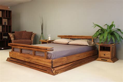 asian bed kondo platform bed tansu asian furniture boutique