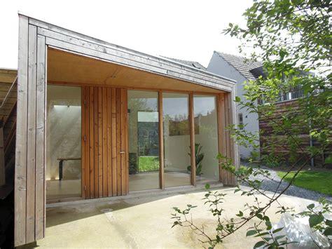 schuur architectuur ontwerp bijgebouw hout duurzaam bouwen id architectuur