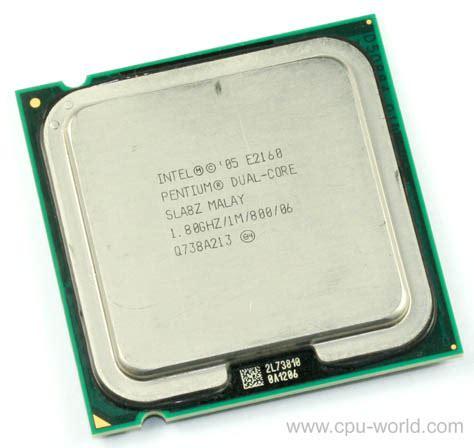 Processor Intel Dualcore 20 Ghz E2180 1m800 image gallery intel pentium dual