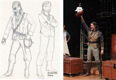 Slank Brown poe durbin s costumes bring magic to