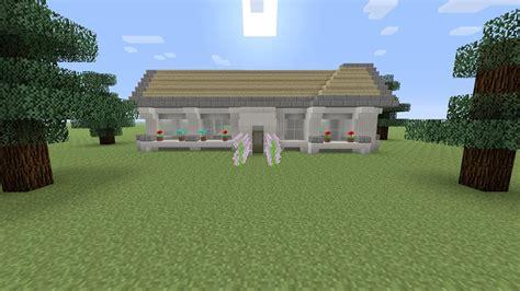 minecraft een huis minecraft een modern huis bouwen youtube