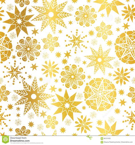 gold pattern card stock vector golden abstract doodle stars seamless pattern
