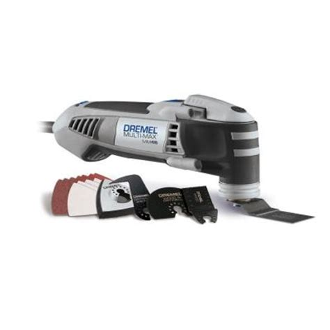 Dremel Home Depot by Dremel 3 Corded Multi Max Tool Kit Mm45 01 The Home