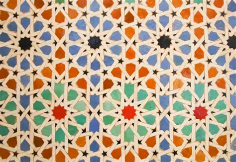 Islamic Artworks 12 al hamra contemporary projects islamic patterns