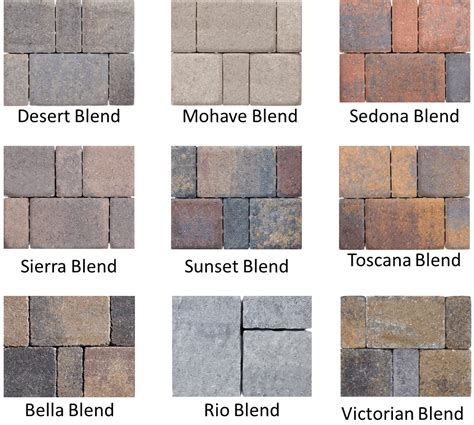 flagstone colors paver patio builder st louis mo permeable driveways