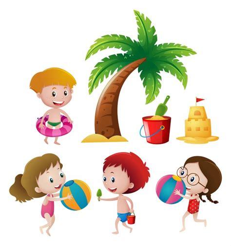 imagenes niños jugando con arena castillo de arena fotos y vectores gratis