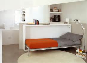 Foldable Office Desk Bed Desk Combos Save Space And Add Interest To Small Rooms