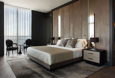 Efficiency Bedroom by Toronto Penthouse Design Dk Decor