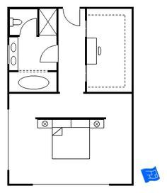 Master Bedroom Layout Master Bedroom Floor Plans With Ensuite On Pinterest