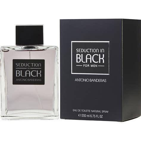 Parfum Antonio Banderas Black in black eau de toilette fragrancenet 174