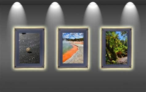 bilderrahmen beleuchtung led frame style fotocommunity de
