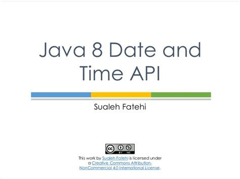 java 8 time pattern java 8 date and time api