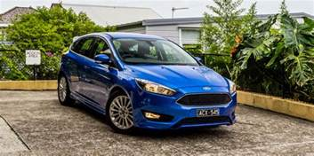 Ford Sport 2016 Ford Focus Sport Review Caradvice