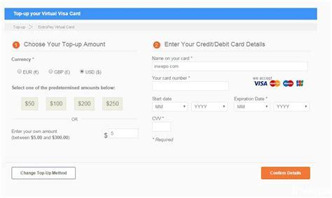membuat kartu kredit bank mandiri online cara membuat dan mengisi saldo virtual kartu kredit vcc