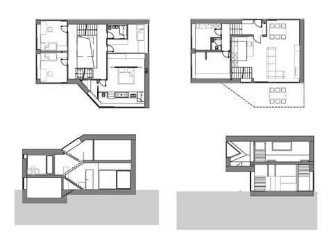 what is the mezzanine section gallery of mezzanine house elastik architecture