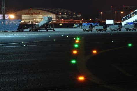 Airport Lighting by Airfield Runway Lighting