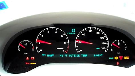 instrument cluster repair 2003 cadillac seville removing cadillac seville dashboard
