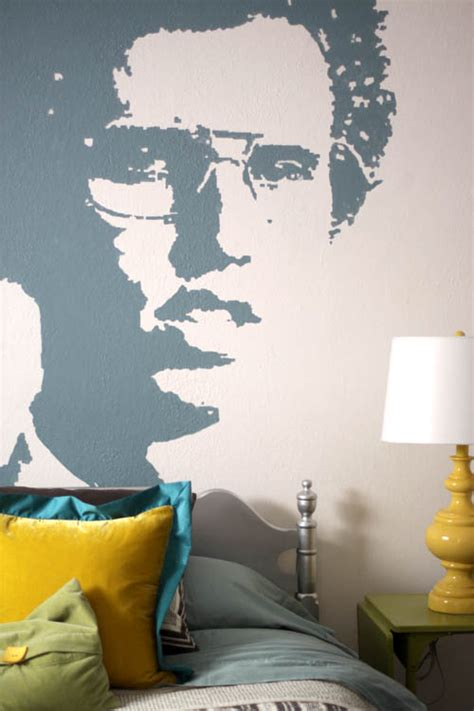 cool bedroom murals diy murals decorating your small space