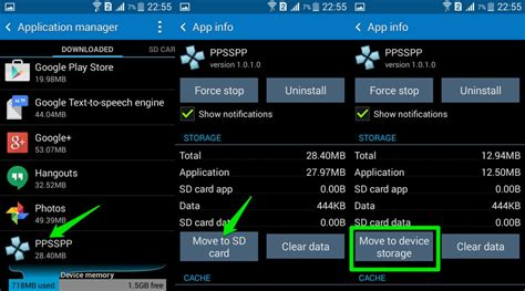 how to make apps go to sd card how to move android apps to sd card