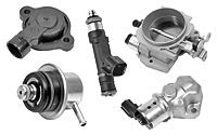 Fuel Injection Components Engine Parts Mercruiser