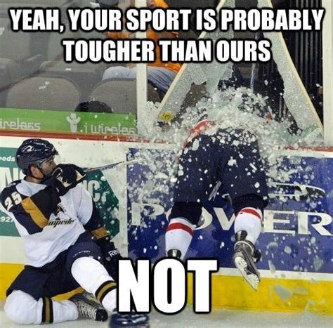 No Fucks Given Meme - and no a single fuck was given that day funny hockey meme