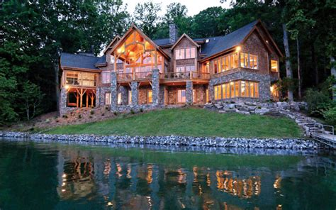 luxury lake house plans lake home maintenance tips house plans and more