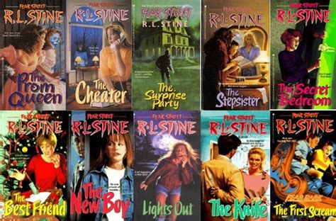 Fear Rlstine The r l stine fear series images r l stine fear collection hd wallpaper and background