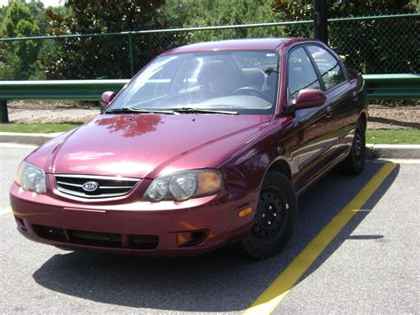 2003 Kia Sephia 2003 Kia Sephia Ii Pictures Information And Specs