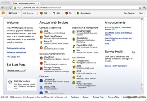 amazon console a 3 amazon ec2 pegasus wms