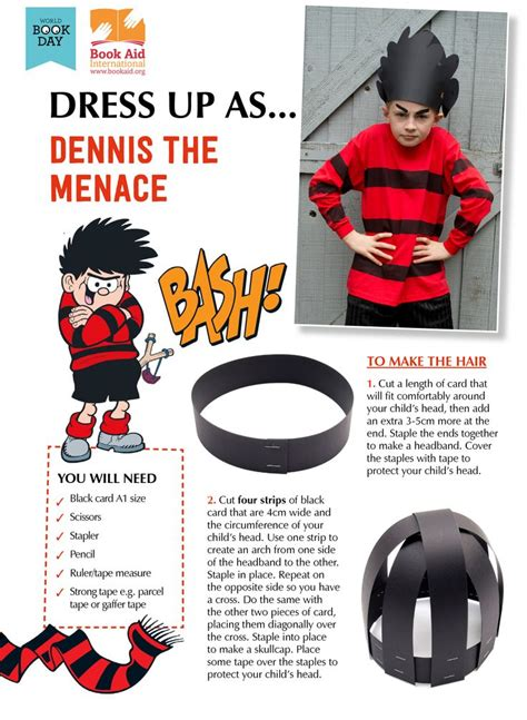 world menace day 25 best ideas about dennis the menace costume on world book day 2015 kid costumes