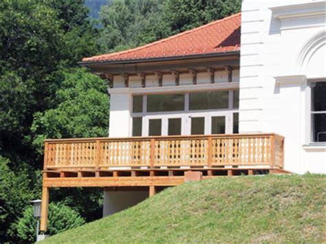 terrasse 1 stock terrassen aus holz f 252 r ihre erholung im garten