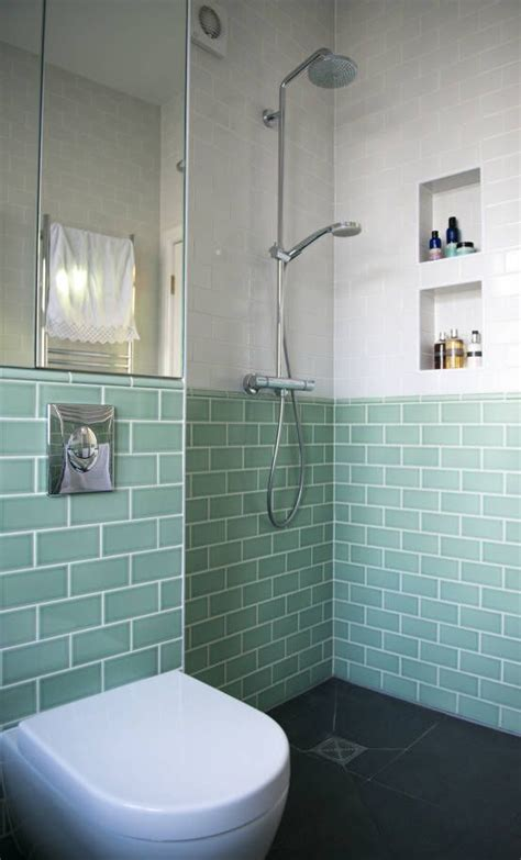 bold bathroom wall tiles wet room shower small shower
