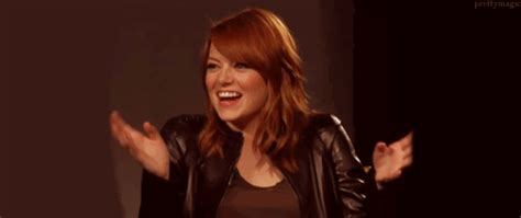 emma stone dancing dancing gifs find share on giphy