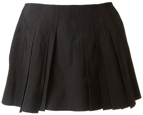 wang pleated mini skirt where to buy how to wear