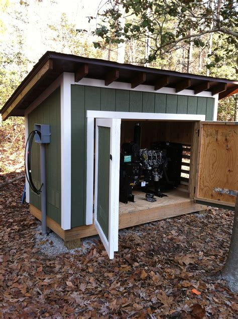 woodworking projects generator house generator