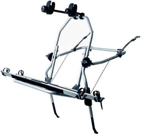 used thule bike rack thule bicycle carrier clipon high 9106 used sportiek nederland