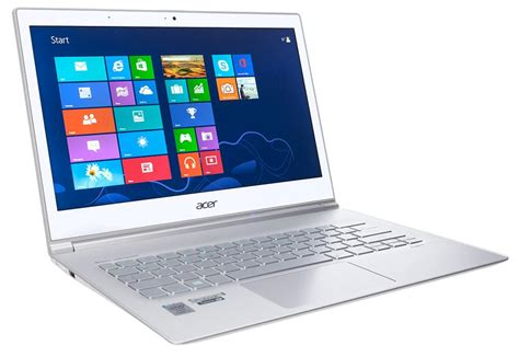 Laptop Acer Slim Aspire S7 391 acer aspire s7 392 6411 review rating pcmag