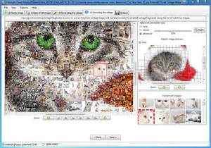 Computer Desktop Collage Maker Artensoft Photo Collage Maker Photo Editing Software
