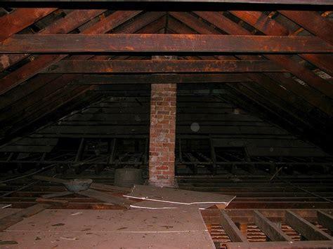 put plywood flooring   attic  insulation