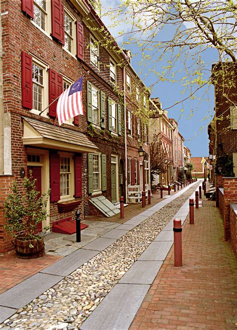 oldest street in philly philadelphia homes for sale 187 most charming street in