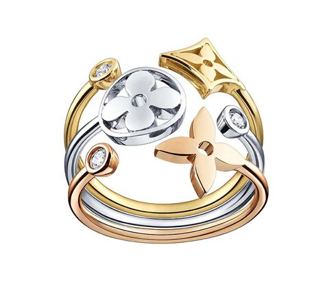 Louis Vuitton Monogram Costume Jewelry by Louis Vuitton Jewellery New Monogram Idylle Collection Is