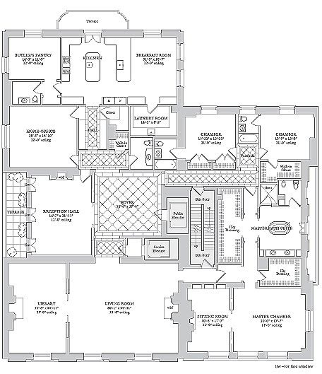 kim kardashian house floor plan let s have a look see at the carhart mansion part deux