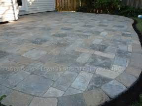 Patio Stones And Pavers Paver Patio Venetian Pavers By Pavestone Traditional Patio Portland By Lewis