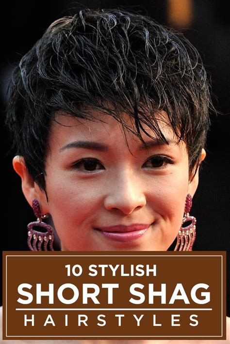 modified short shag haircut 1000 images about here hare no hhhhhhair on pinterest