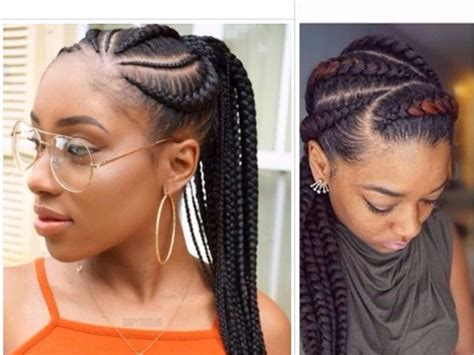 teenagers, these braided hairstyles are for you! youtube