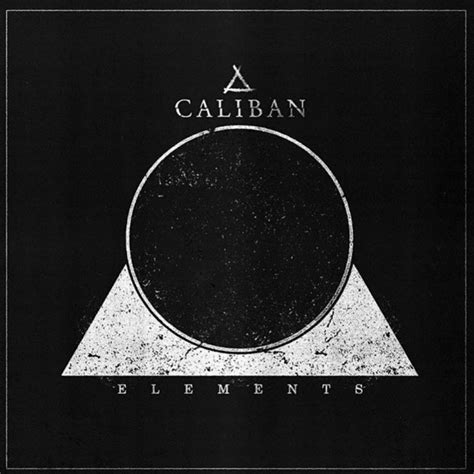 Hoodie Caliban Gravity caliban elements album review tk