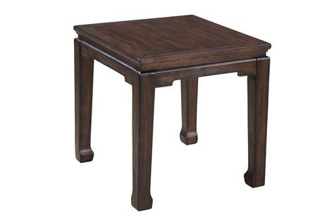 gardner white end tables square end table at gardner white