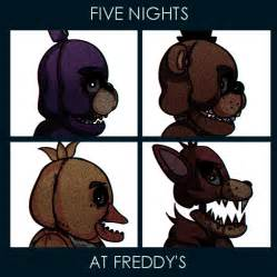 Five nights at freddy s by gyki on deviantart