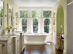 Ideas For Bathroom Curtains 20 ideas for bathroom window curtains housely